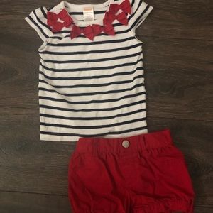 Gymboree too and bloomers